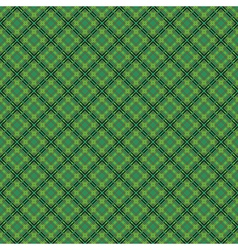 Seamless mesh pattern over green vector