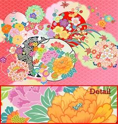 Kimono vector