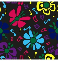 Butterflies seamless pattern vector