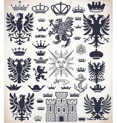 0000 heraldicset vector