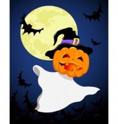 Halloween spirit vector