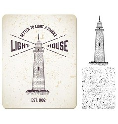 0000 light house vector