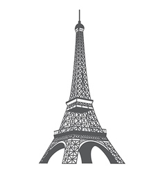 Eiffel tower xs vector