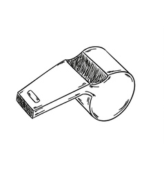 Sketch of the whistle vector