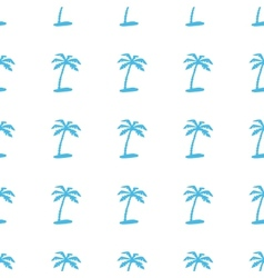 Unique island seamless pattern vector