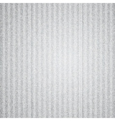 Canvas texture with stripes vector