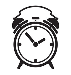 Alarm clock resize vector