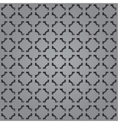 Metallic pattern vector