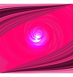 Dark pink swirl background burst light vector