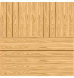 Background from wooden boards vector