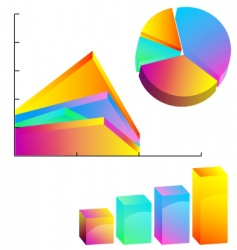 Graphs vector