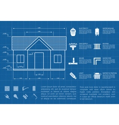 Home supply infographic vector