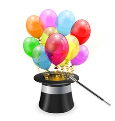 Birthday concept vector