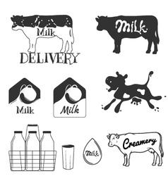 Milk delivery vector