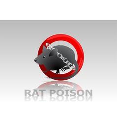 Rat poison vector