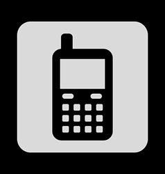 Cellphone service vector