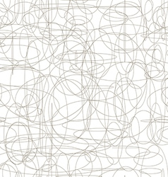Abstract different seamless pattern vector