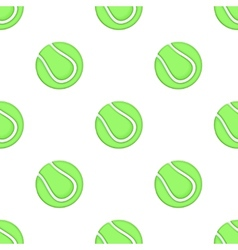 Universal tennis seamless patterns tiling vector