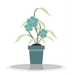 Flowerpot vector