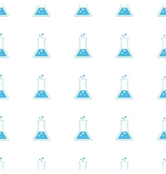 Unique experiment seamless pattern vector