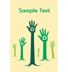 Recycle vector