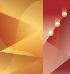 Art deco abstract background vector