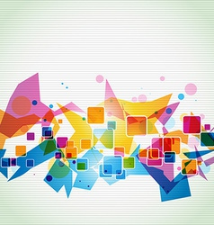 Colorful eps10 background vector
