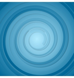 Abstract blue bright circles background vector
