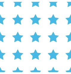 Unique star seamless pattern vector