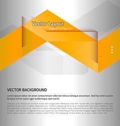 Design layout vector