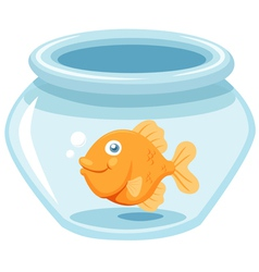 Goldfish vector