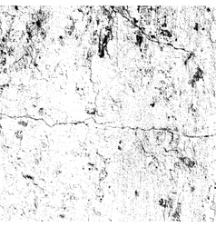 Distressed plaster texture vector