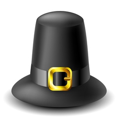 Thanksgiving hat vector