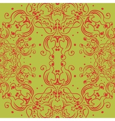 Lace abstract pattern vector