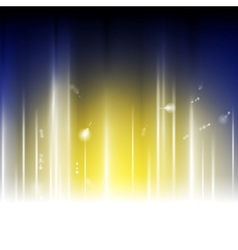 Bright abstract shiny background vector