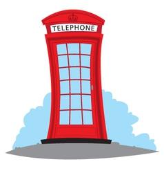 English telephone vector