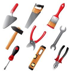 Working tools vector