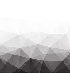 Abstract geometric polygonal background vector