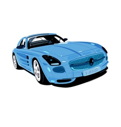 Creative auto vector