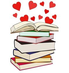 Love stories vector