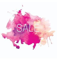 Sale spot vector