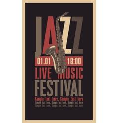 Jazzfest vector