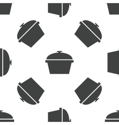Pan pattern vector