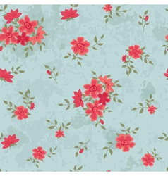 Pattern roses vector