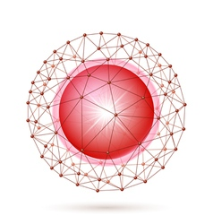 Sphere connected vector