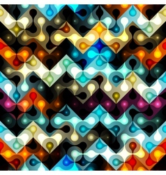 Abstract diagonal geometric pattern with droplet vector