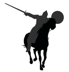 Horseman vector