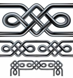 Celtic rope vector