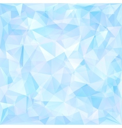 Geometric pattern triangles background vector