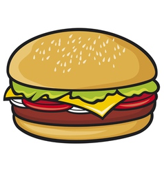 Hamburger vector